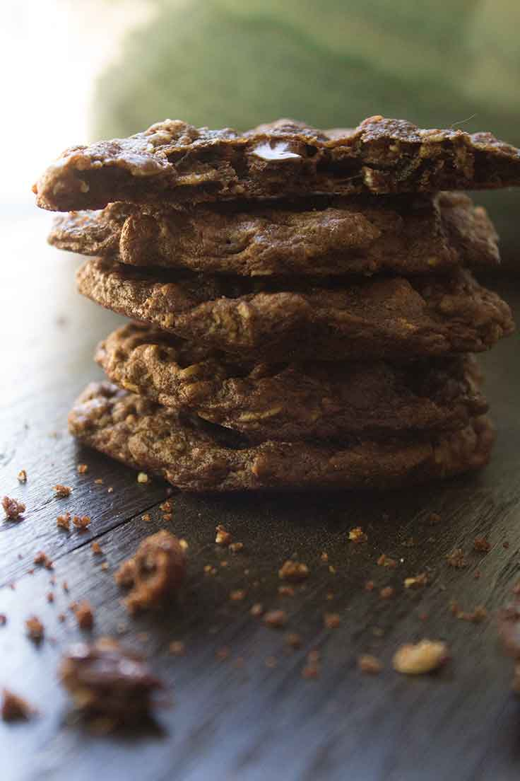 Chocolate Chip Biscoff Cookies