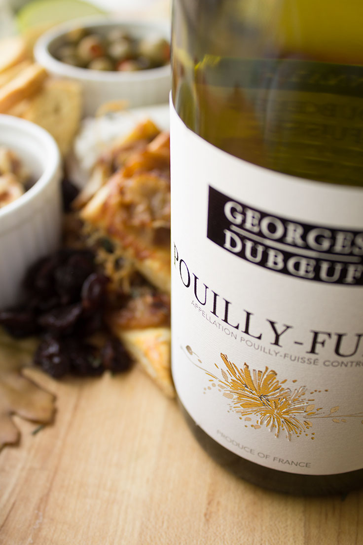 Visit  Georges Duboeuf on Facebook  to learn more about their award-winning wines.