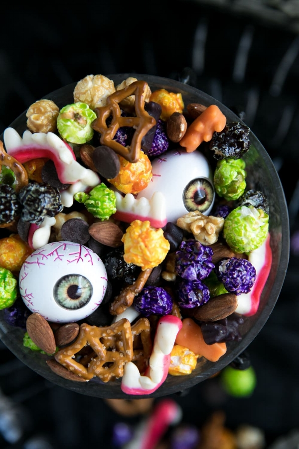Halloween Monster Mash Party Mix