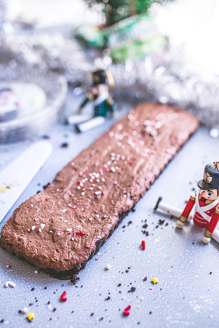 A festive and show stopping holiday dessert with unexpected textures and flavors.   insolenceandwine.com