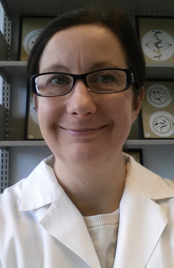 MCGILL PROFESSOR SAMANTHA GRUENHEID  – CANADA RESEARCH CHAIR IN BACTERIAL PATHOGENESIS & SWI SCIENCE COMMITTEE CO-LEADER
