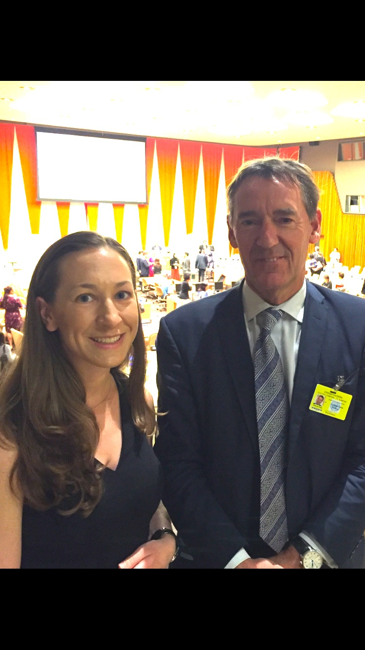 ERIKA KURT & LORD JIM O'NEILL