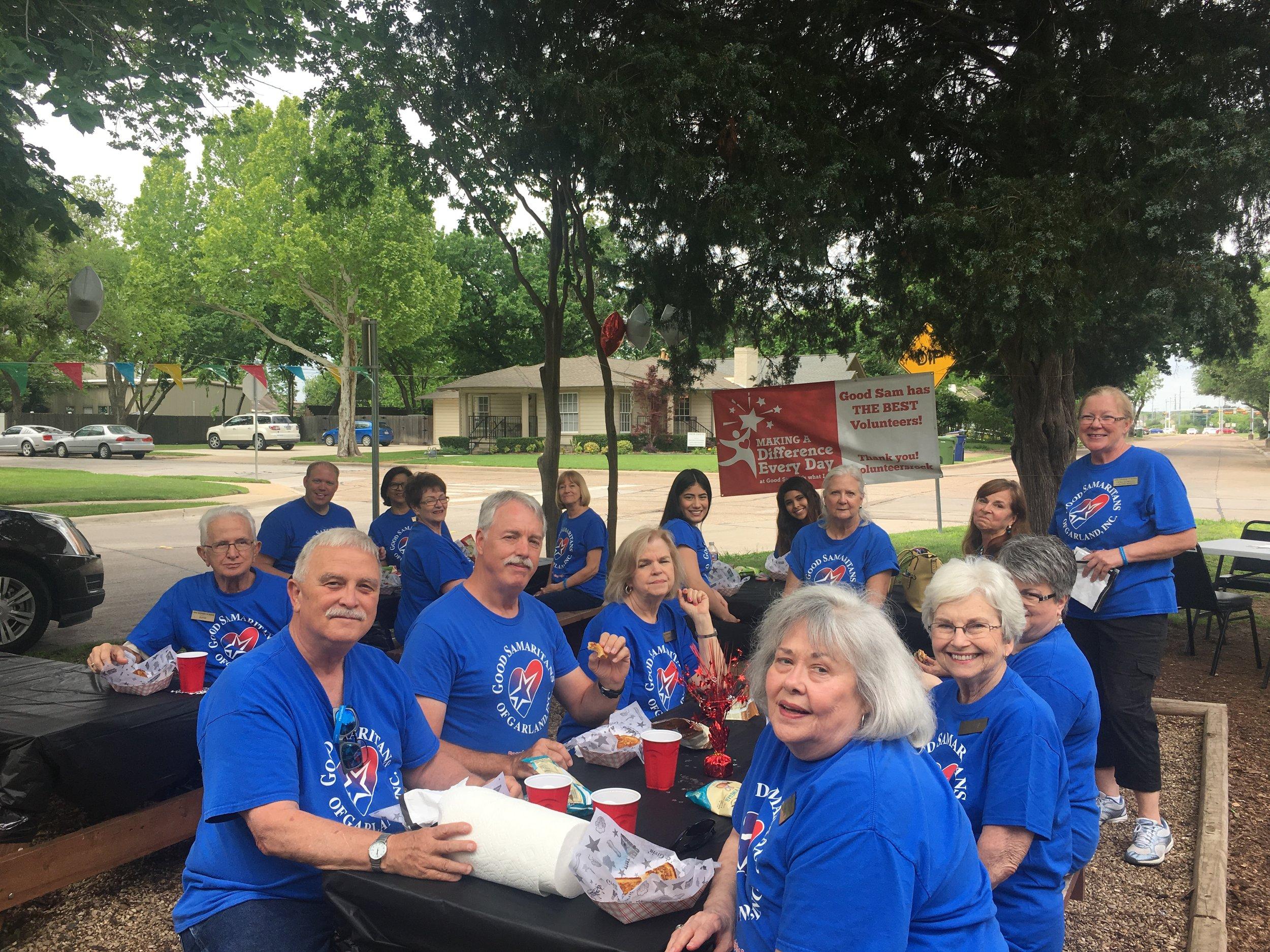 Good Samaritans of Garland, Inc
