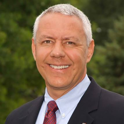 Congressman Ken Buck. Colorado Congressional District 4.