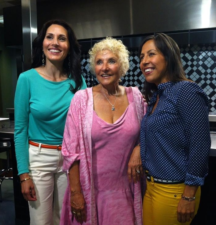 We were lucky to have been mentored by Hedy Ratner, Founder & President of the Women's Business Development Center.