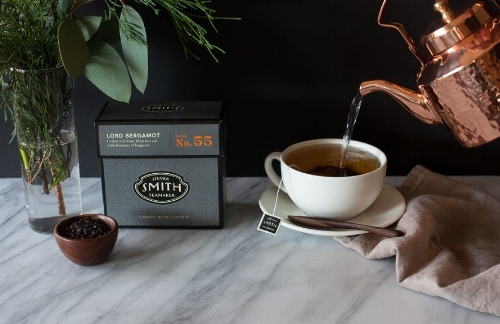 We absolutely love Smith's Lord Bergamot blend. | Image via Steven Smith Teamaker