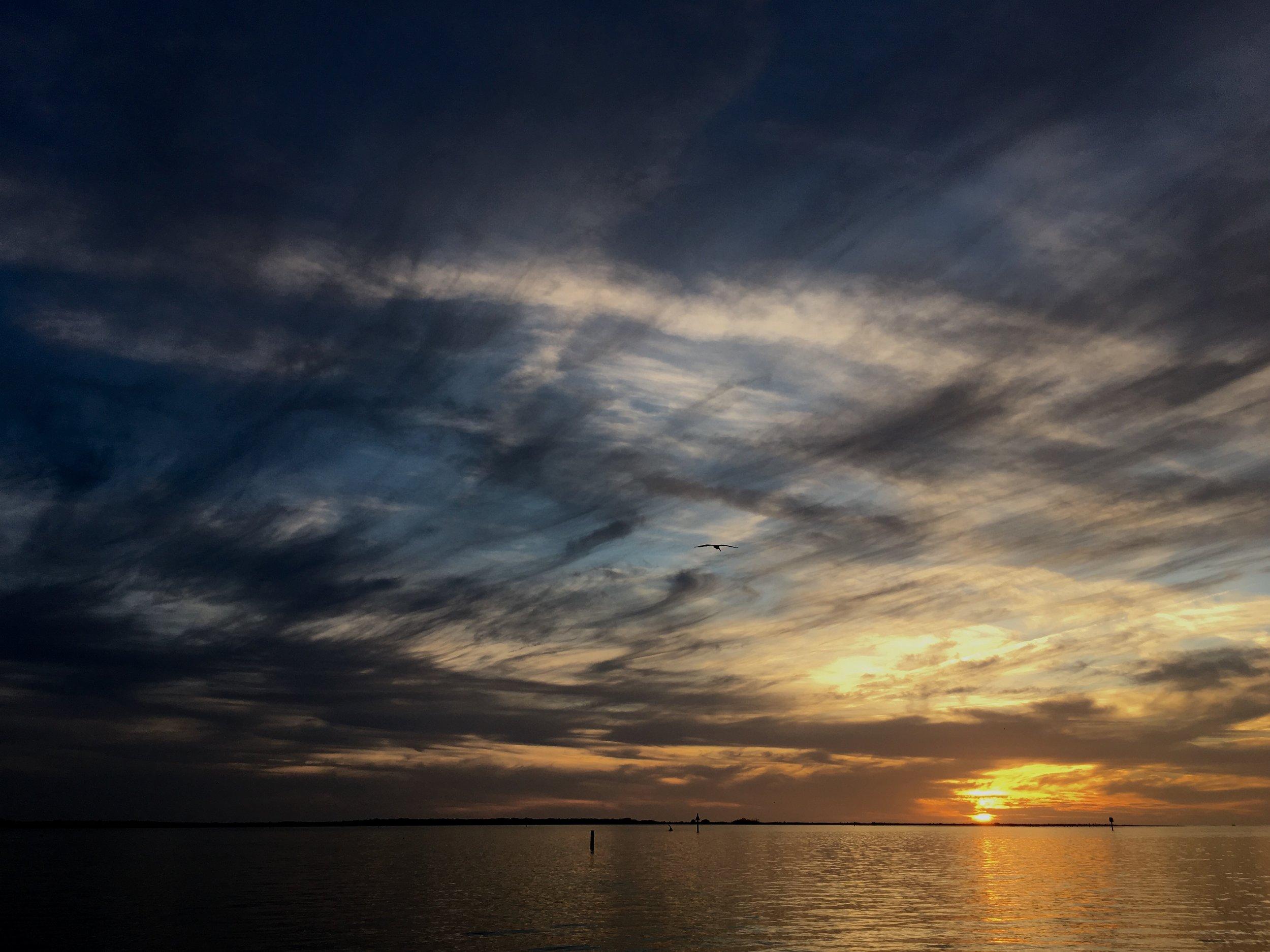 December Sundown poem; lifeisaprettyword.com; saying goodbye to the year