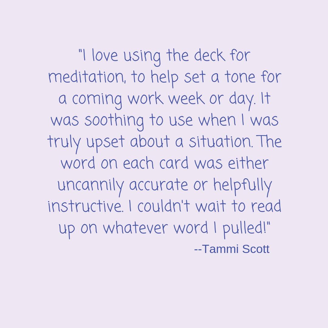testimonial tammi scott