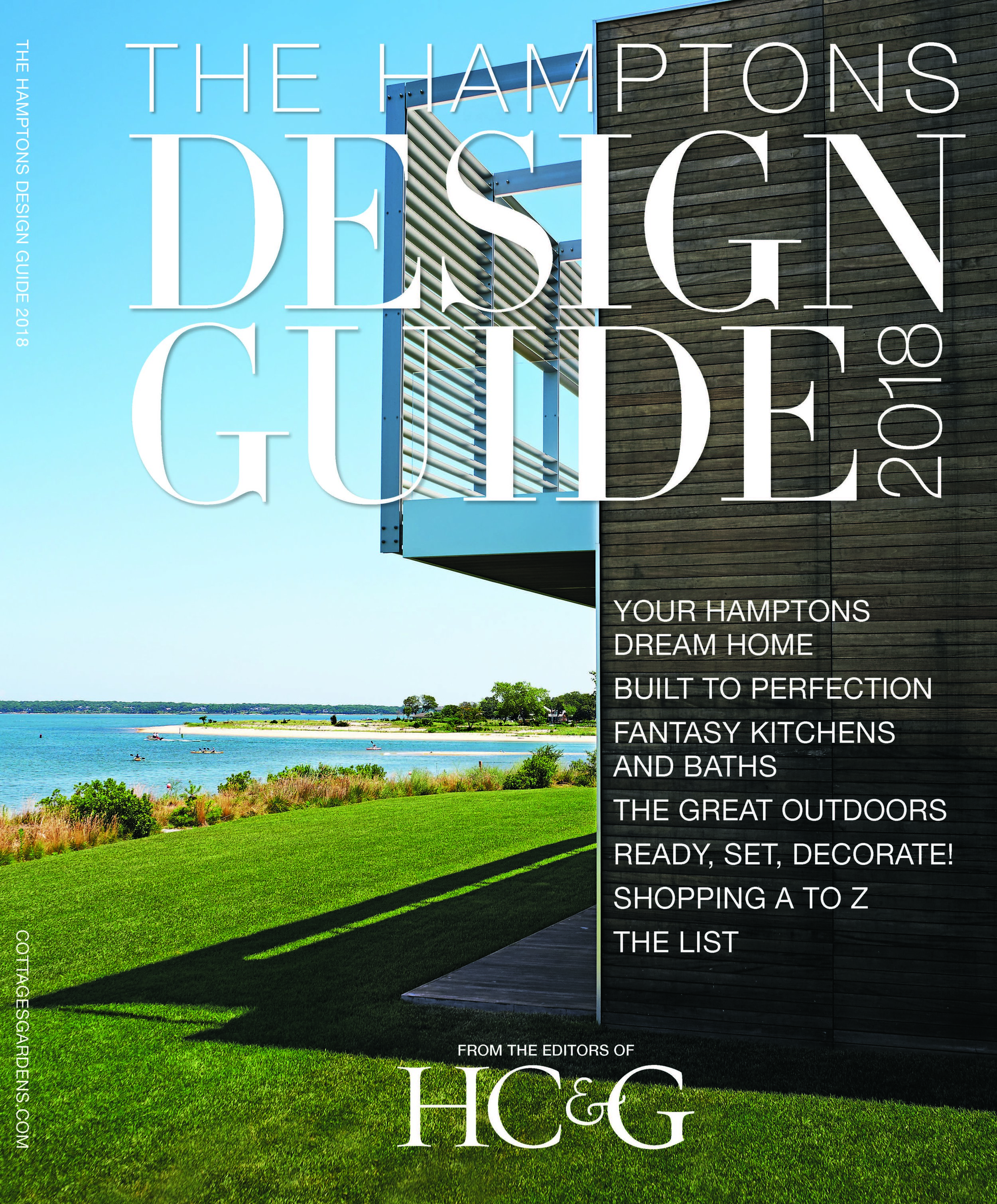 Hamptons Cottages & Gardens, Design Guide 2018
