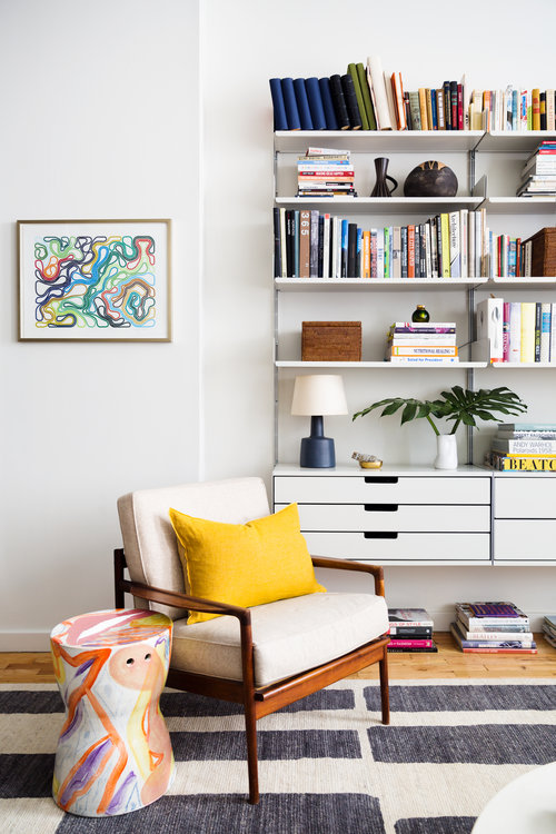 House Beautiful: 9 Designers Share How They Hide Cords In Interiors