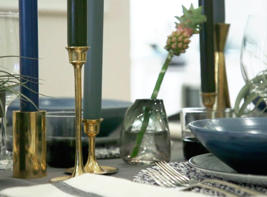 Business of Home: Setting the Table, Bella Mancini Style