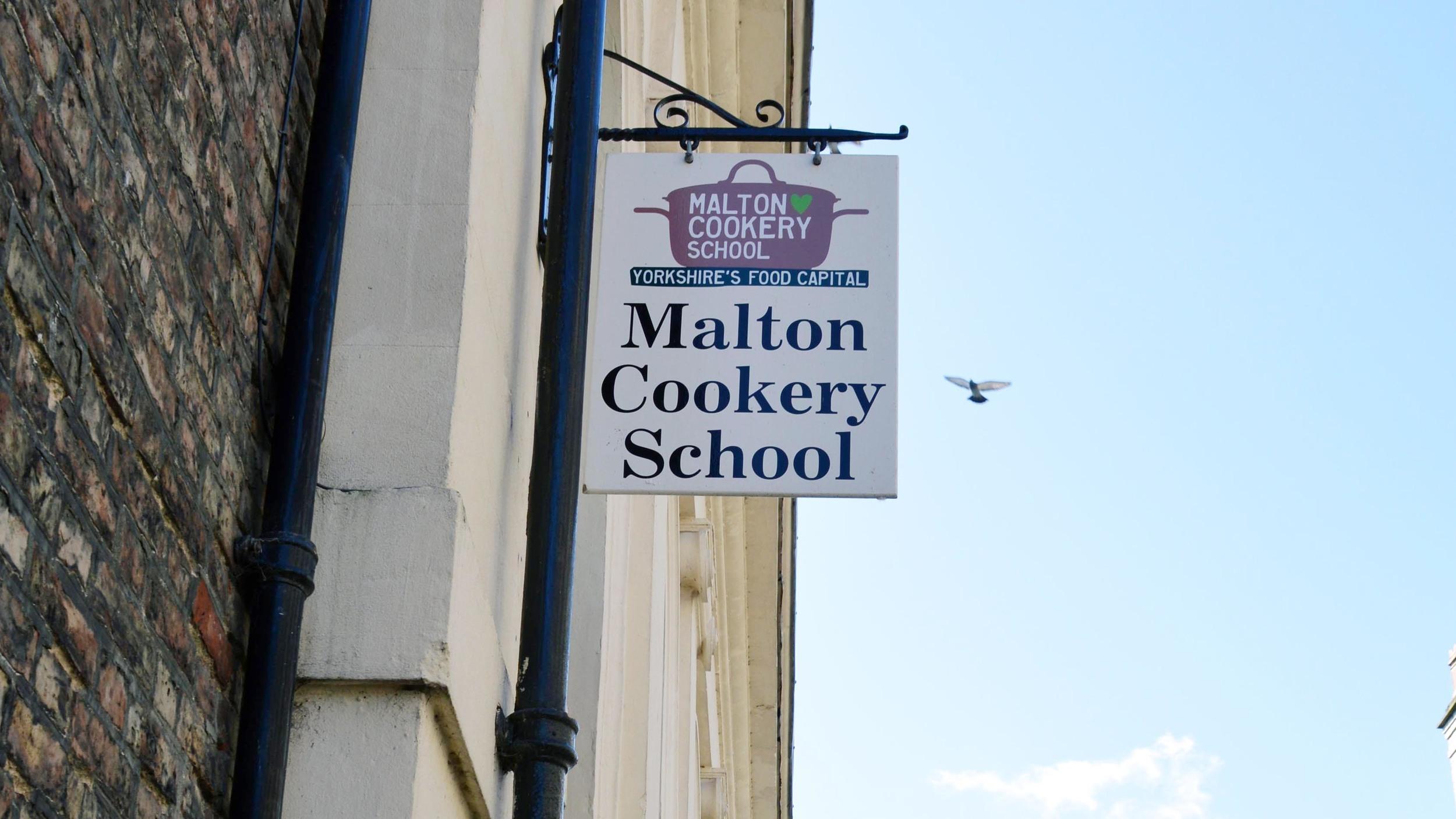 Malton Cookery School Exterior