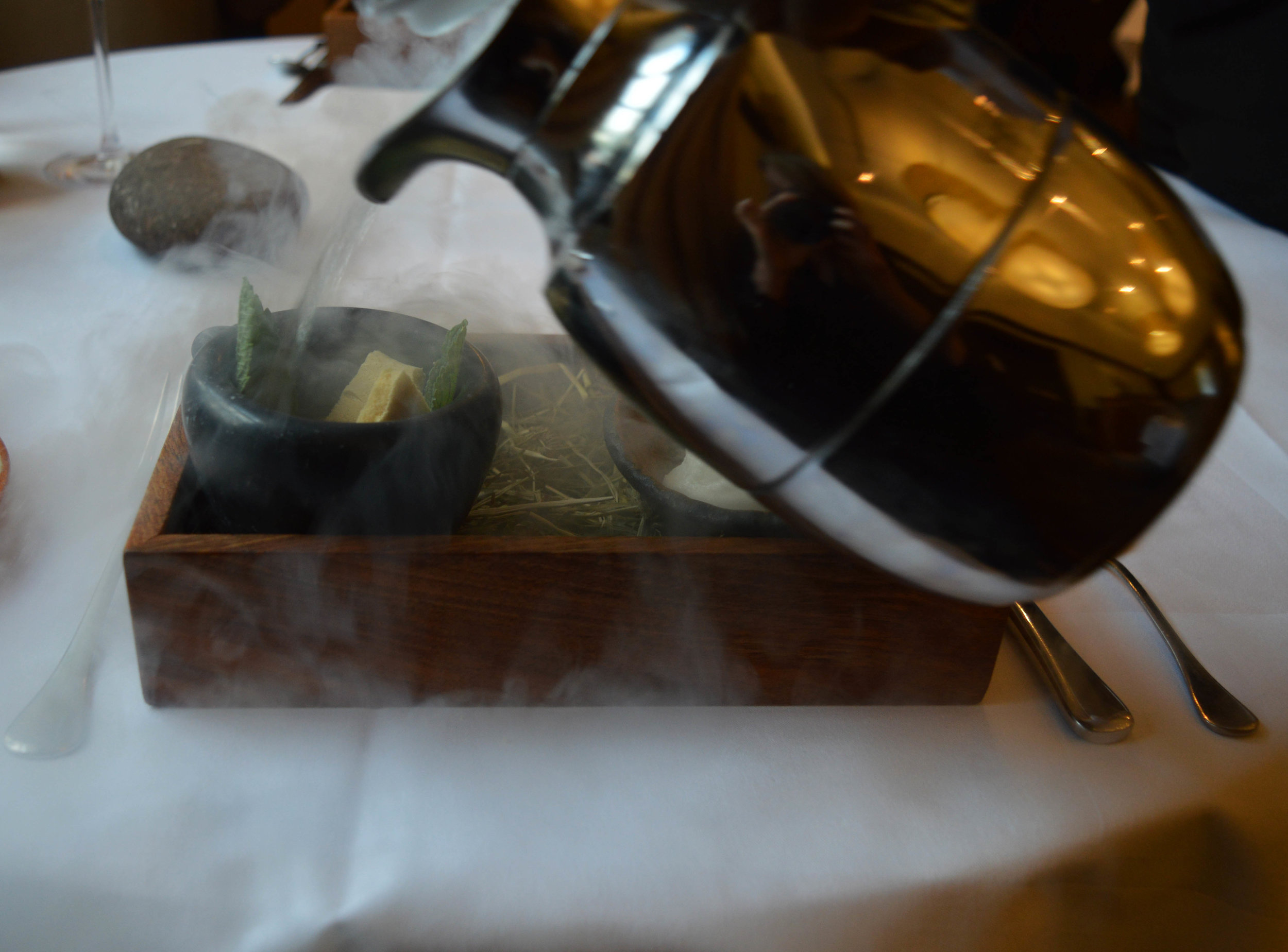 Hudson's at the Grand Hotel York Taster Menu