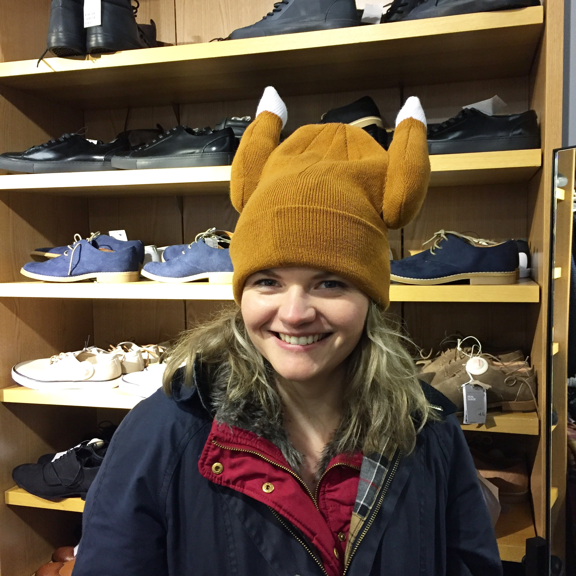 H&M Turkey Hat
