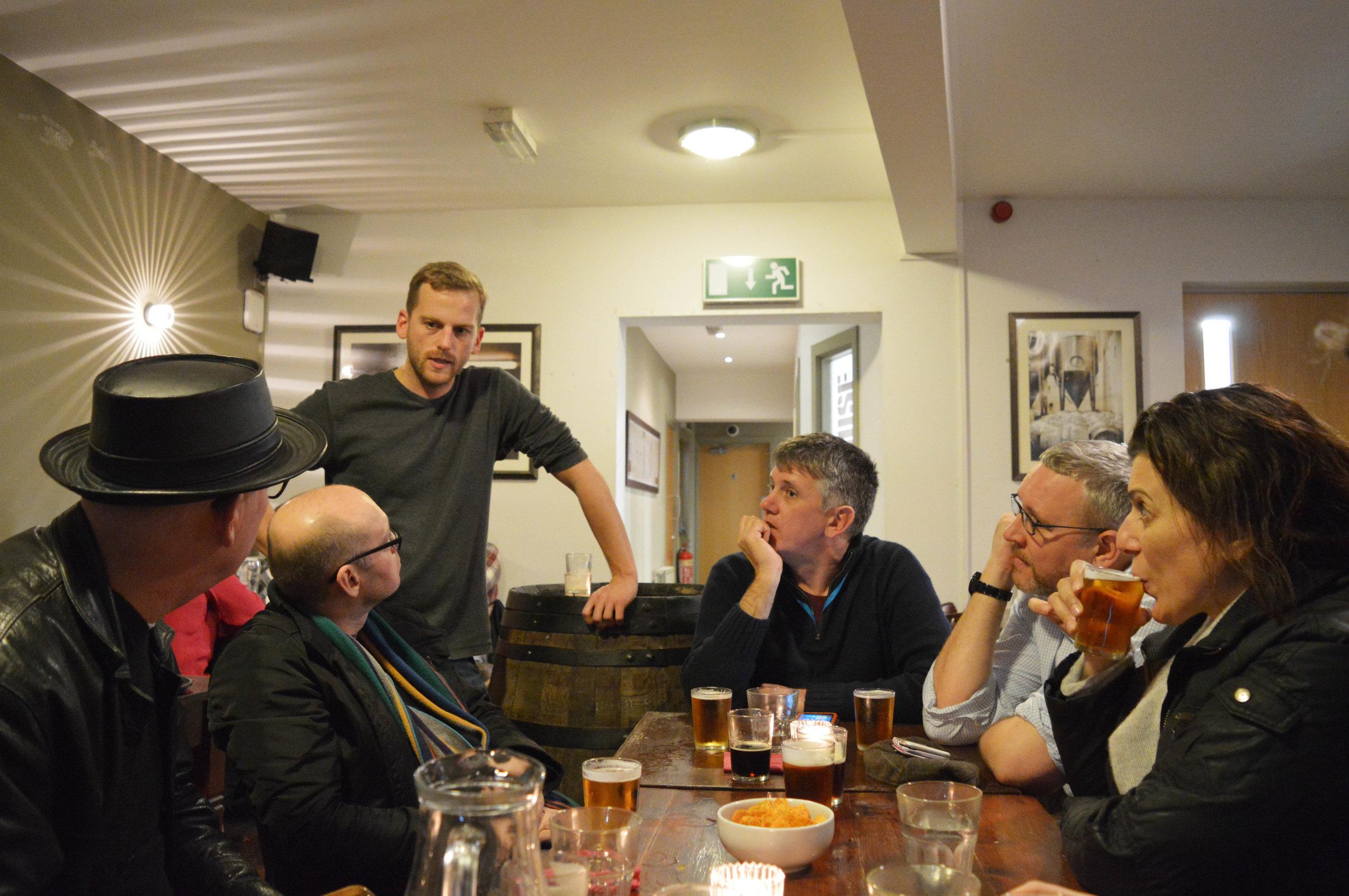 Brewtown Brewery Tours Leeds