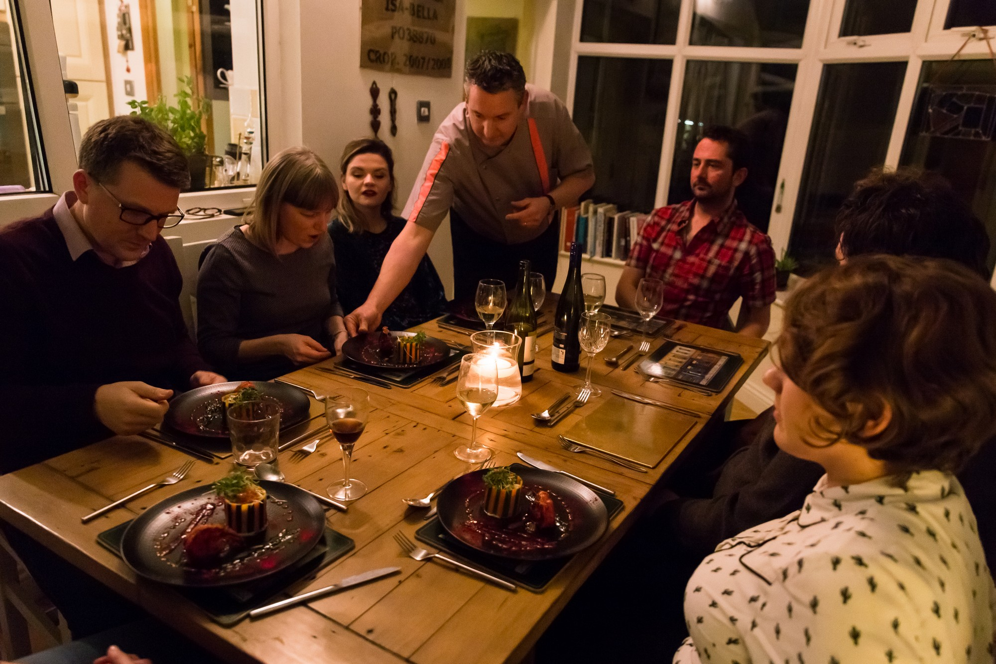 La Belle Assiette Private Dining