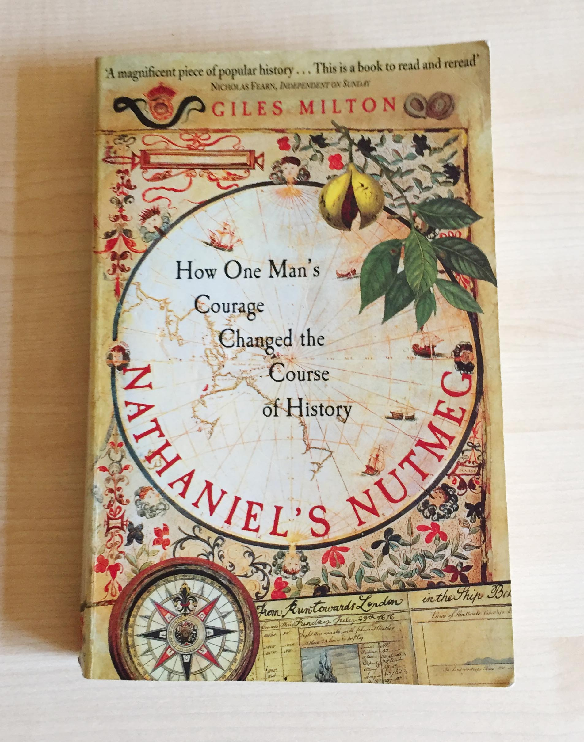 Nathaniel's Nutmeg review