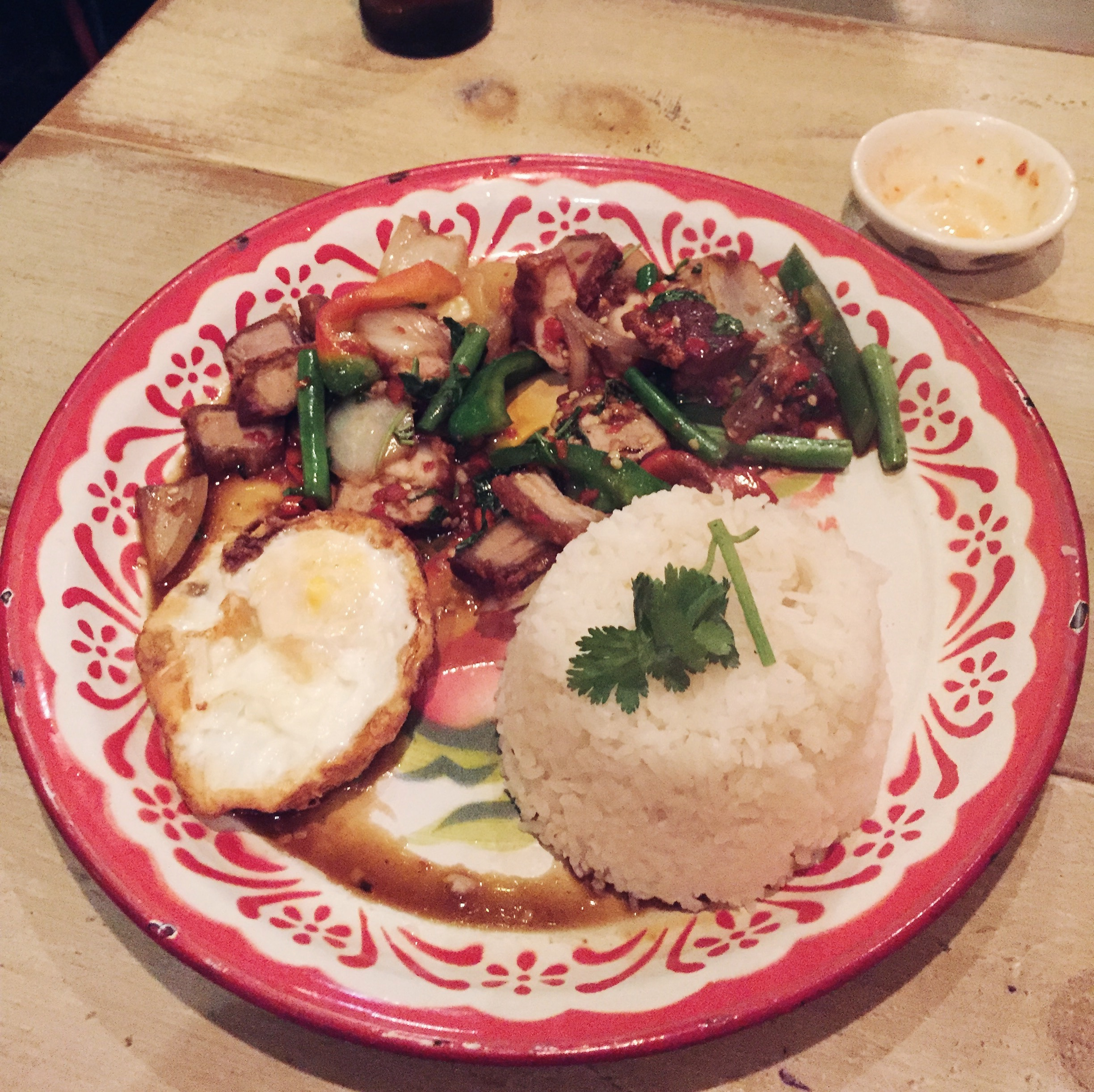 I went to My Thai in York,again. It was excellent