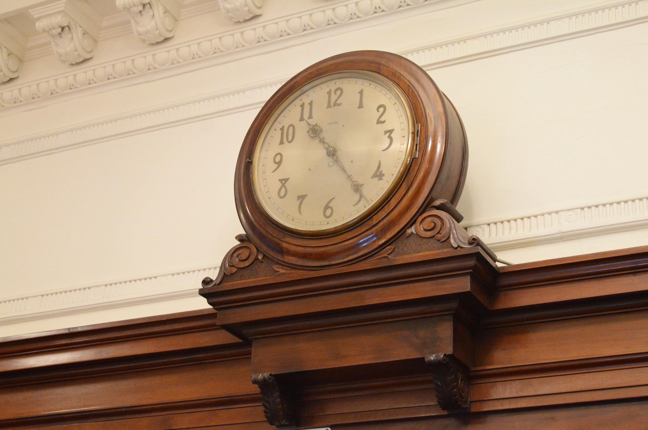 Terrys Clock in St Helen's Square York