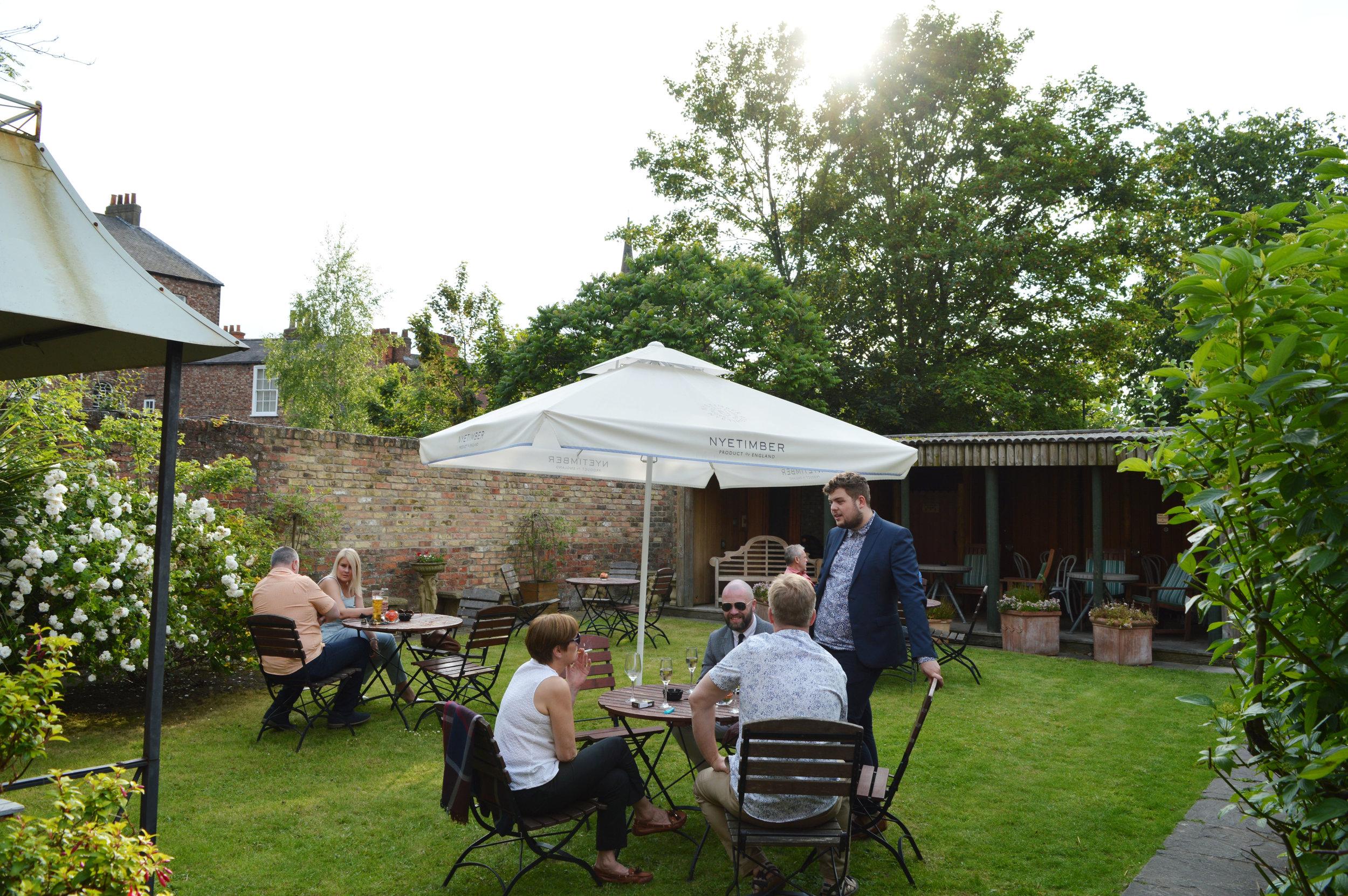 The Park Restaurant York Garden