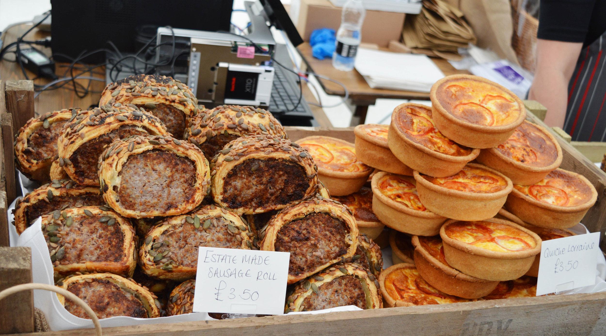 The 10 (Food Festival) Commandments - 4: Thou shalt sample and buy