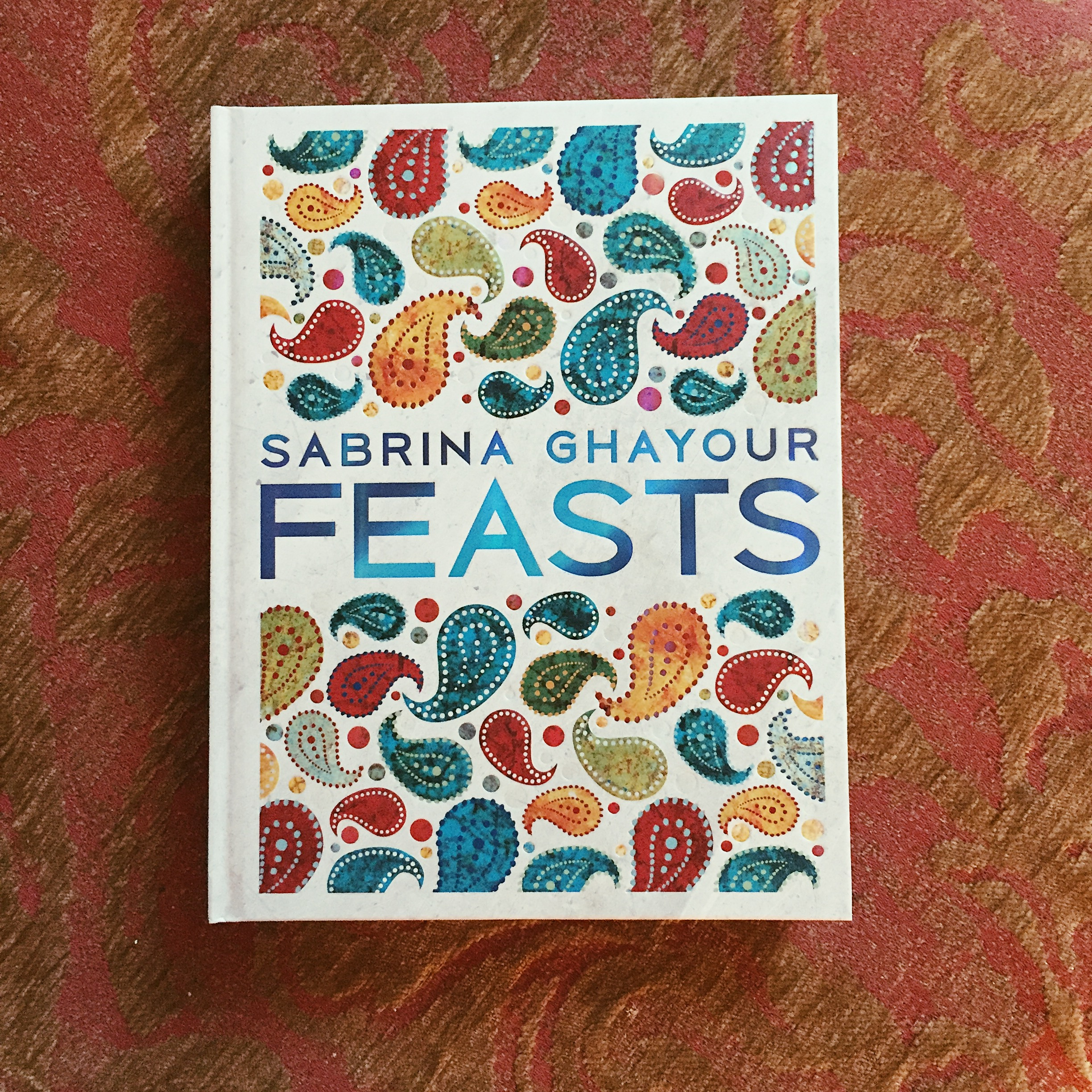 Feasts review Sabrina Ghayour