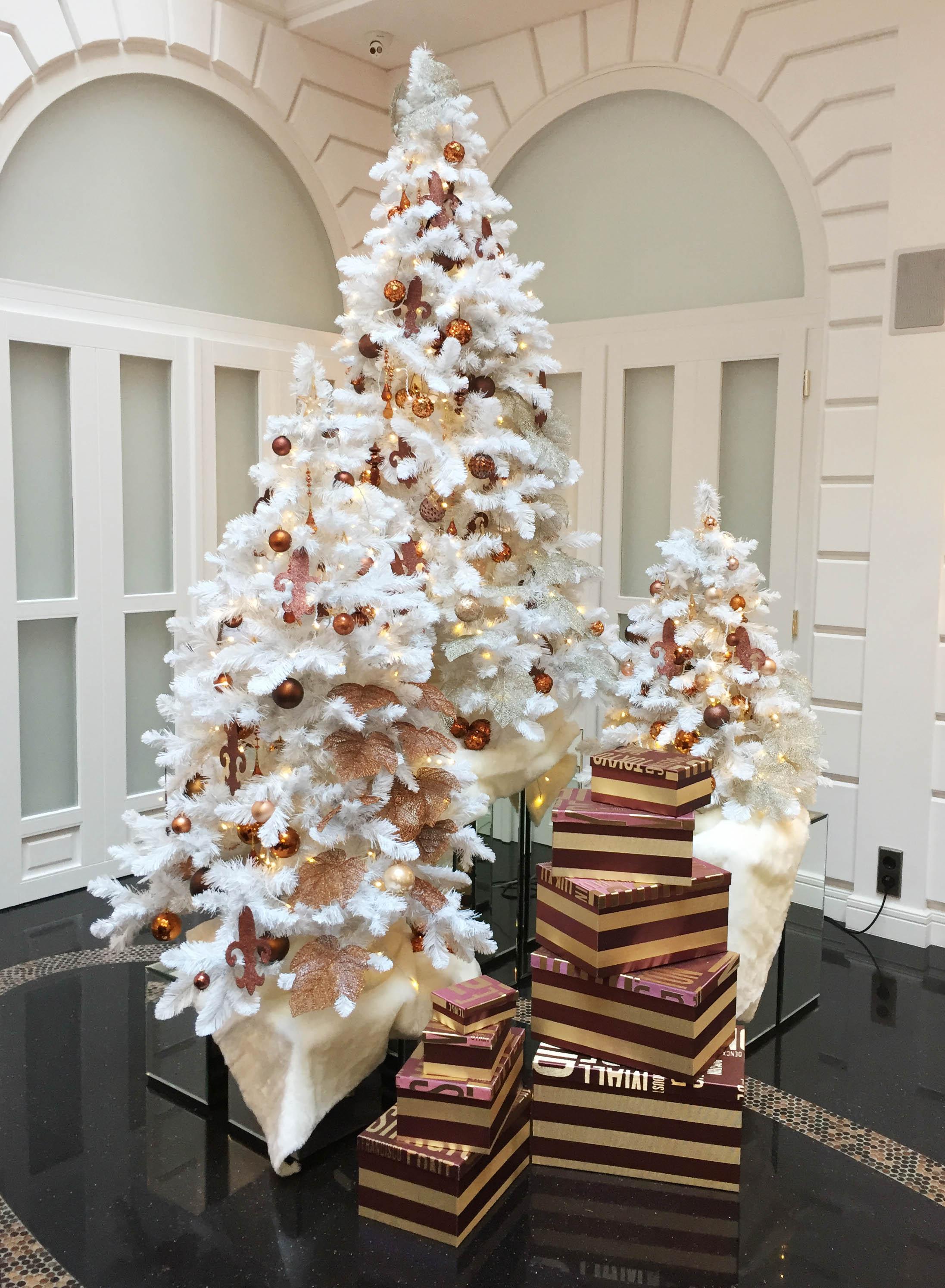Hotel Prestige Budapest Christmas