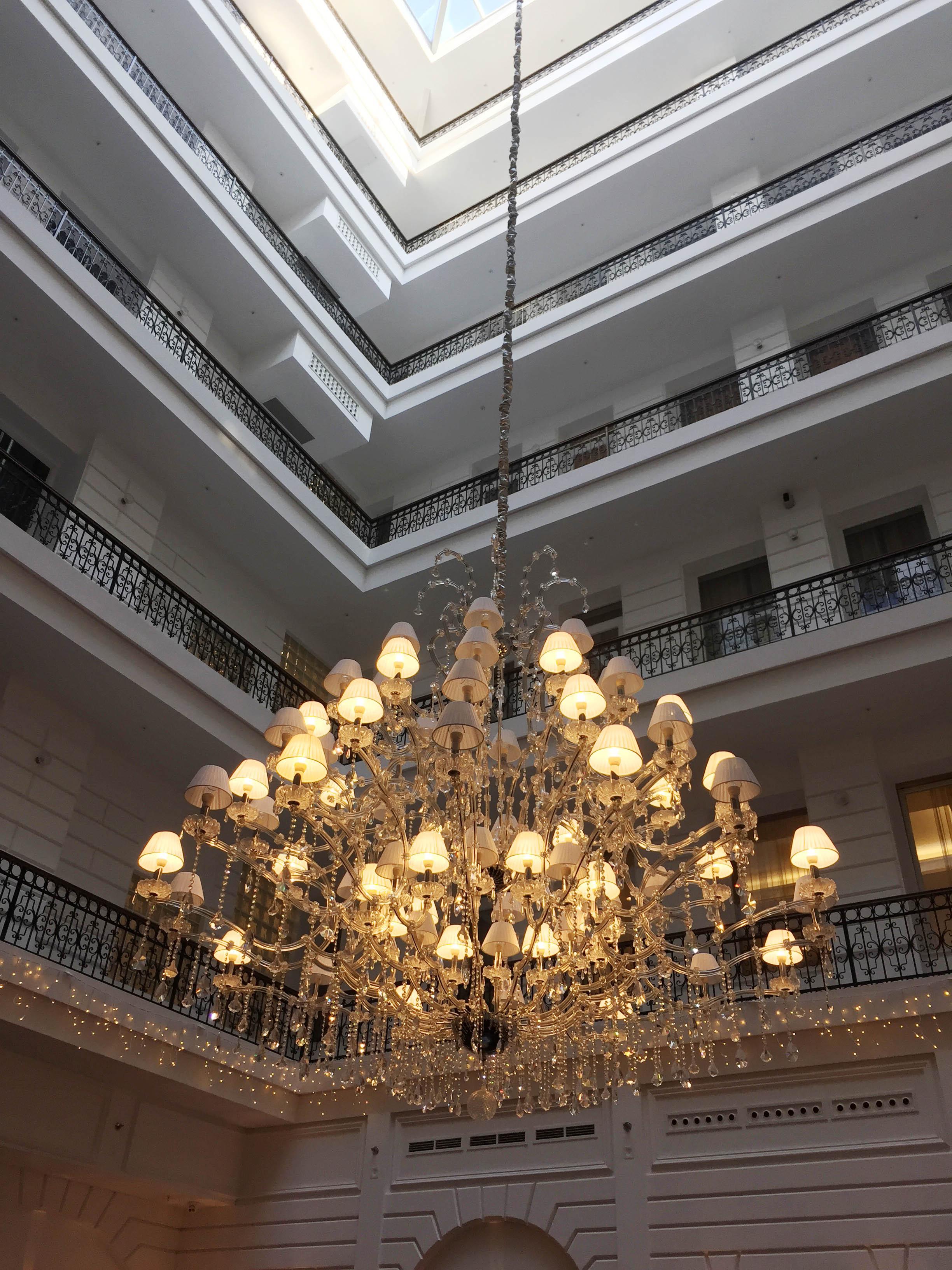 Hotel Prestige Budapest Interior