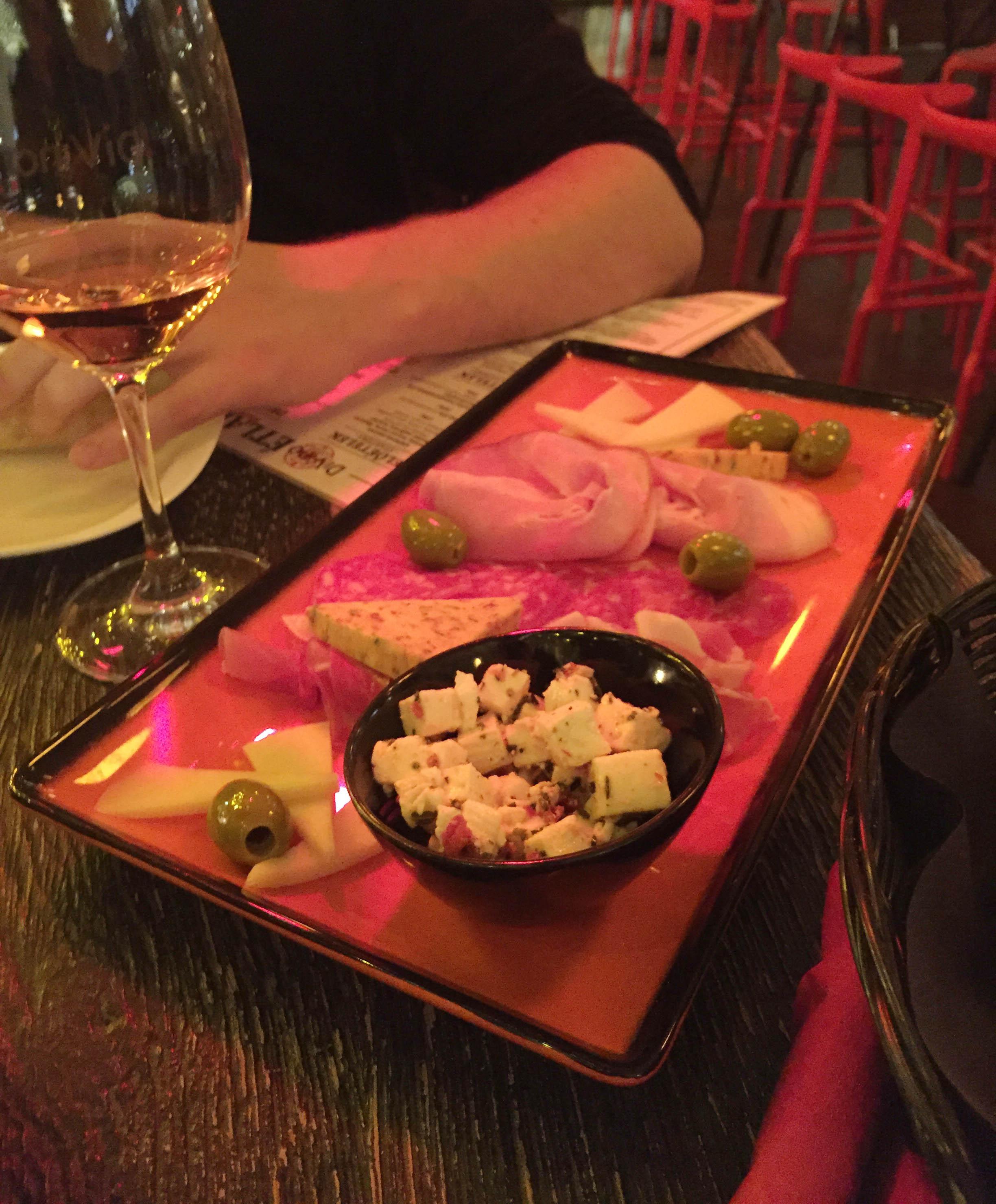 Di Vino Wine Bar Budapest