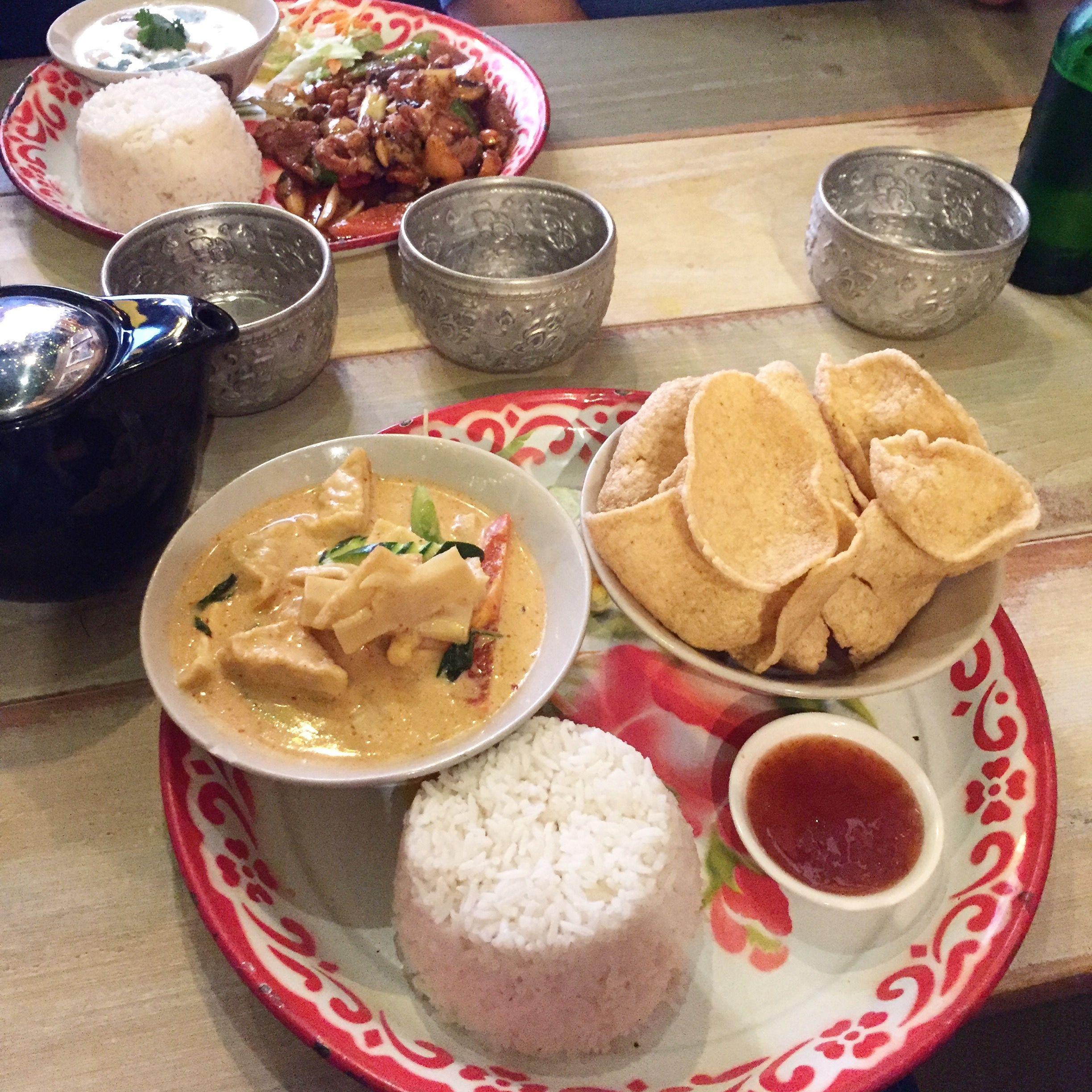 My Thai York | Vegetarian Restaurants in York