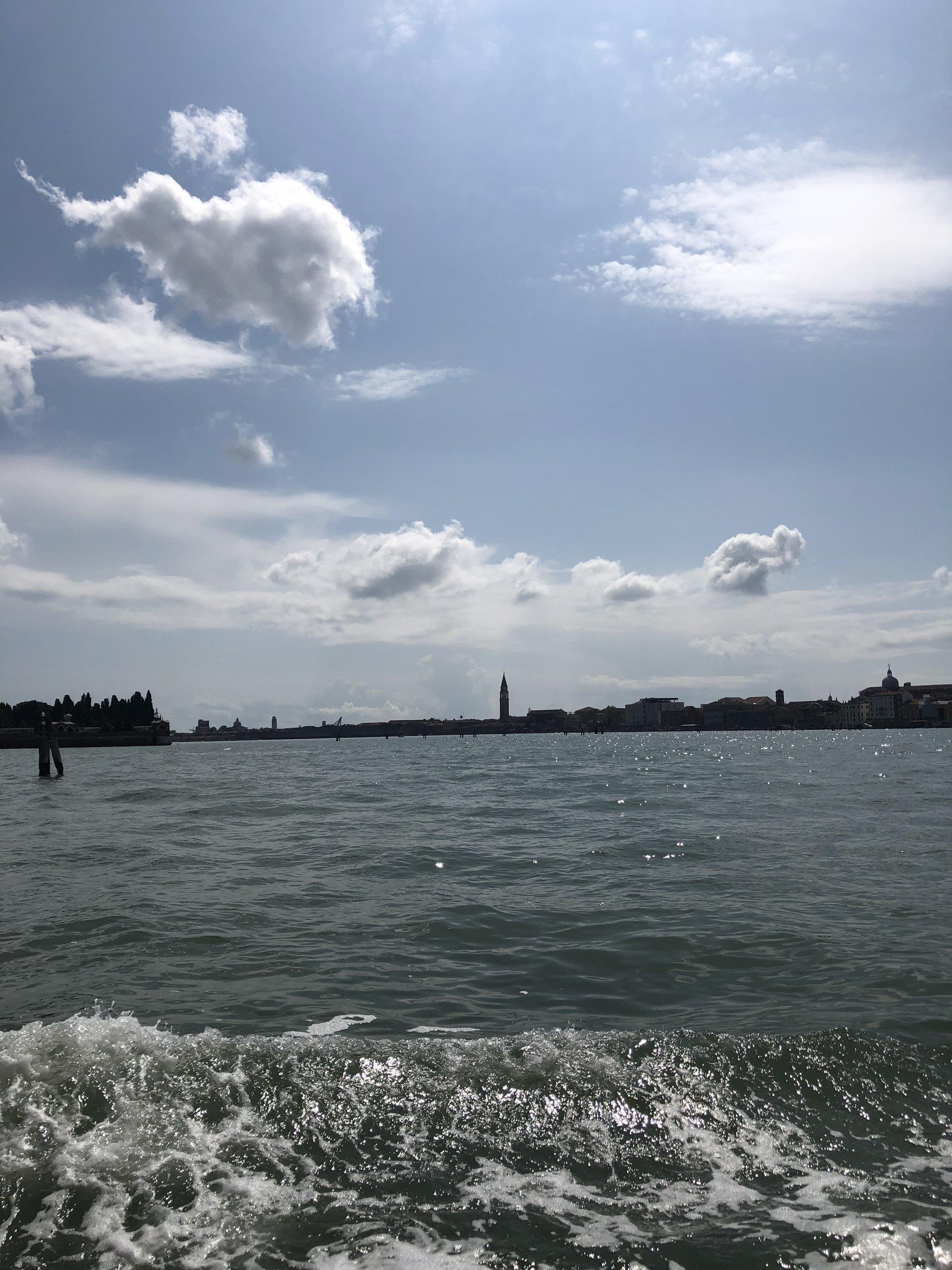 Goodbye Venice
