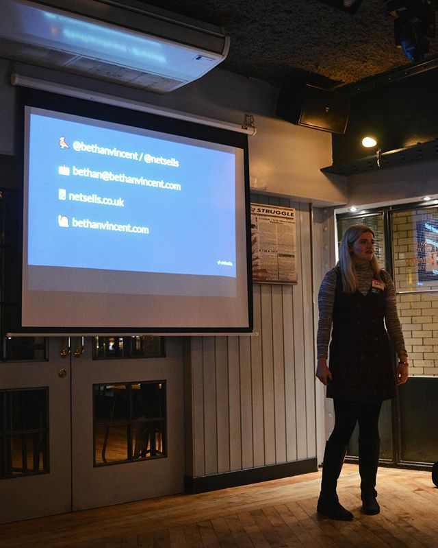 Always a pleasure to speak at and attend Women in Tech York!  Thanks for having me last night to talk about building an inclusive hiring process 🎉