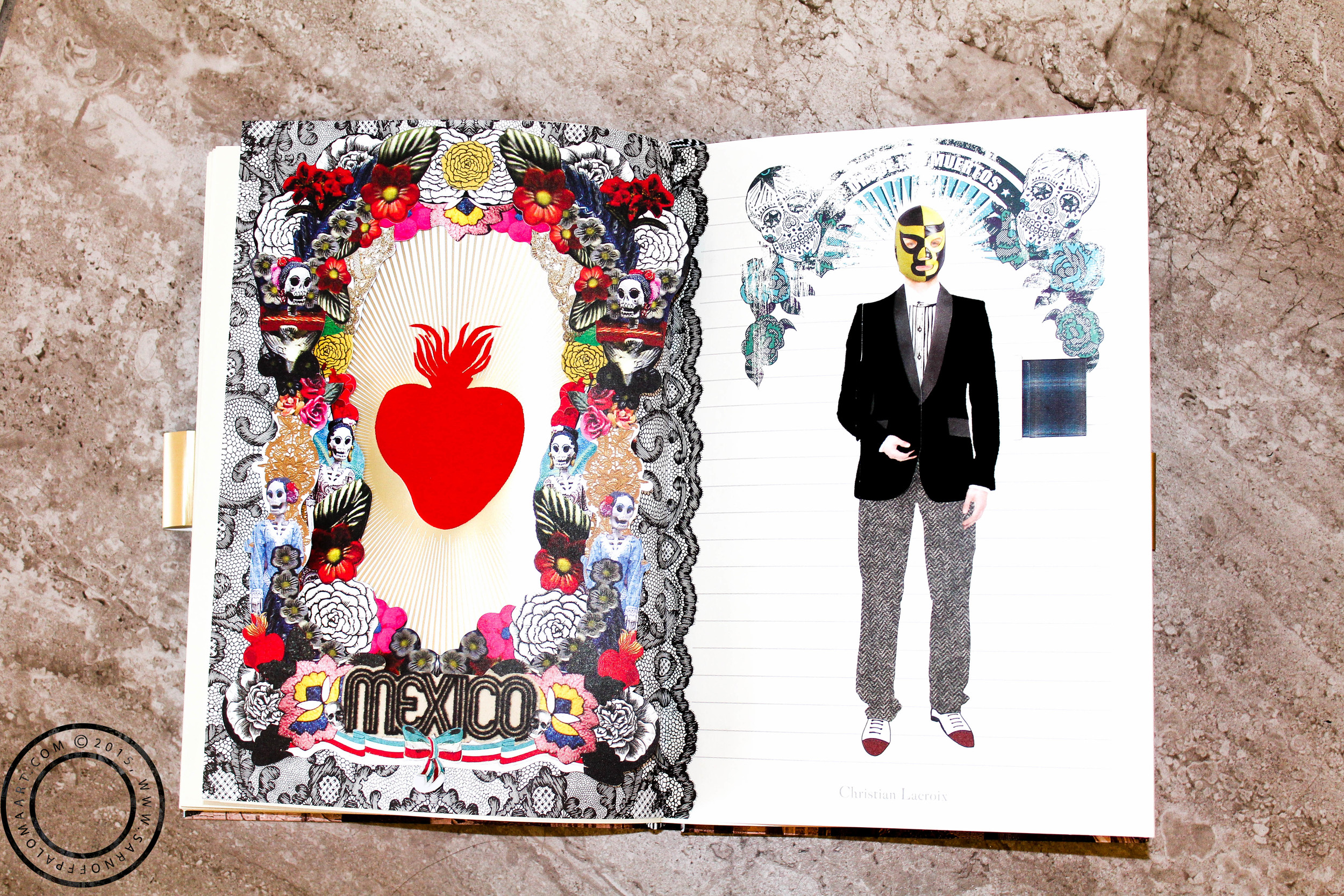 Christian Lacroix Travel Journal