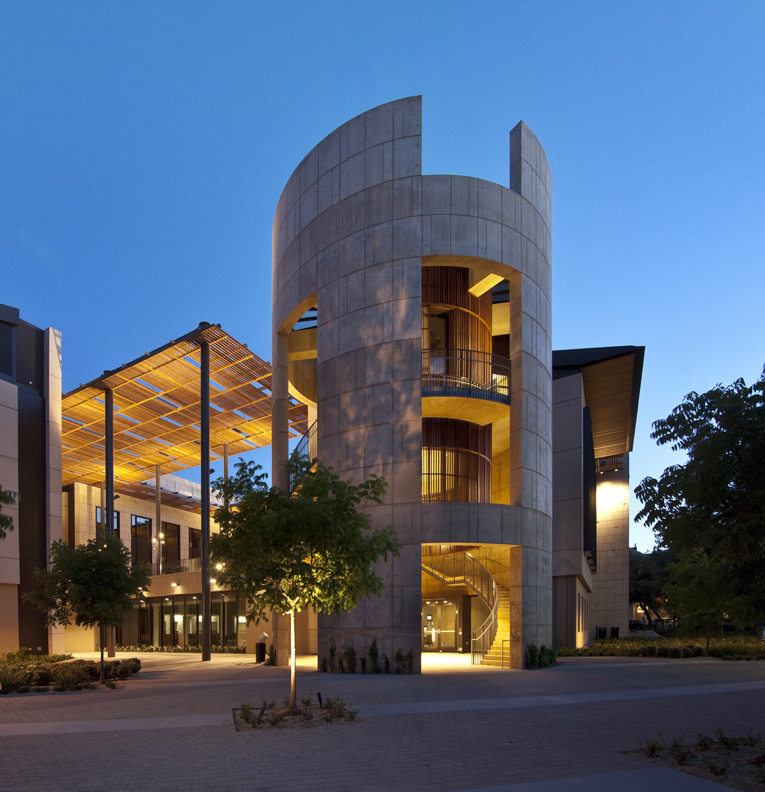 Stanford Law School — Office of Cheryl Barton
