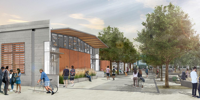 UC Davis Walker Hall Renewal