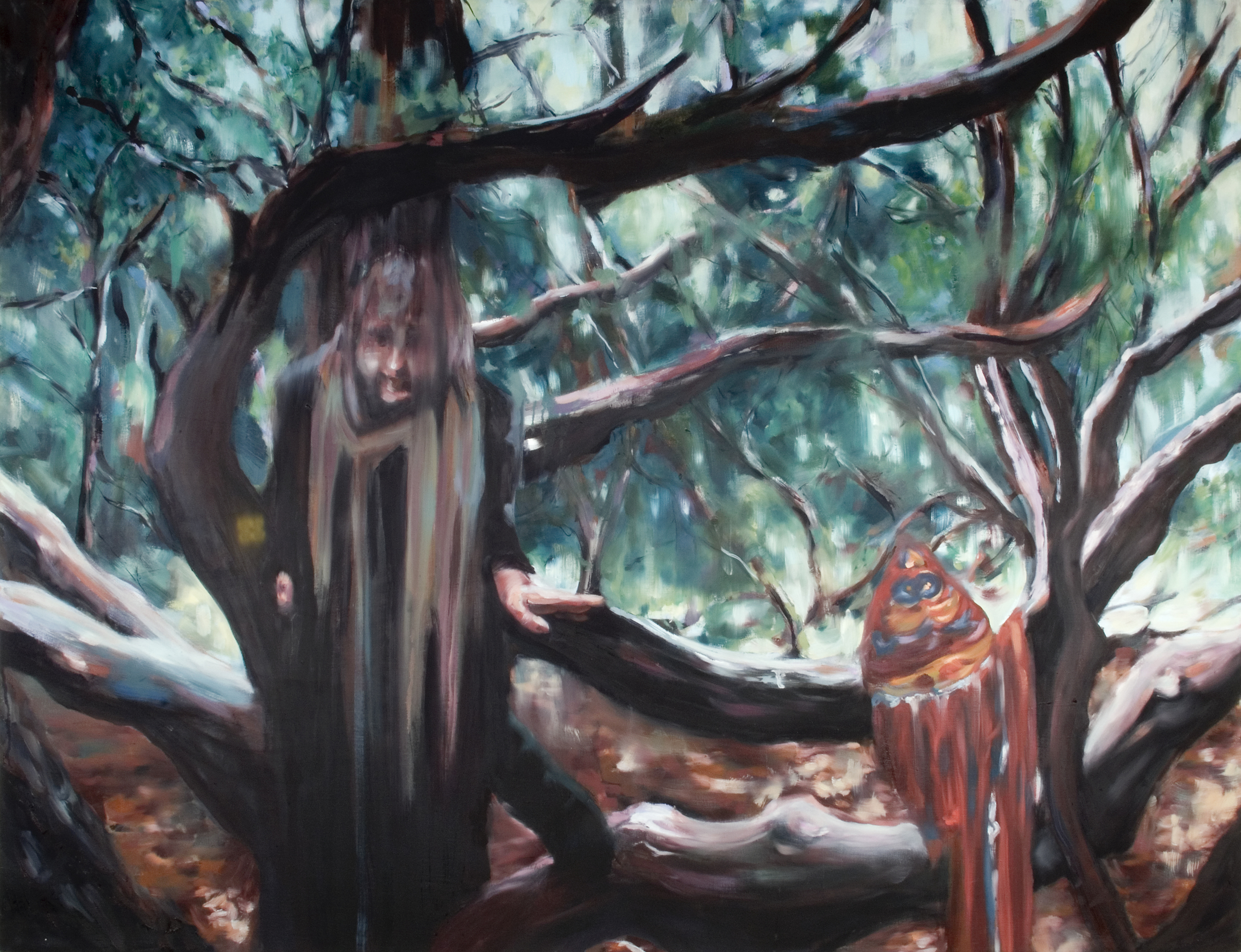 Walk in the Woods (II)