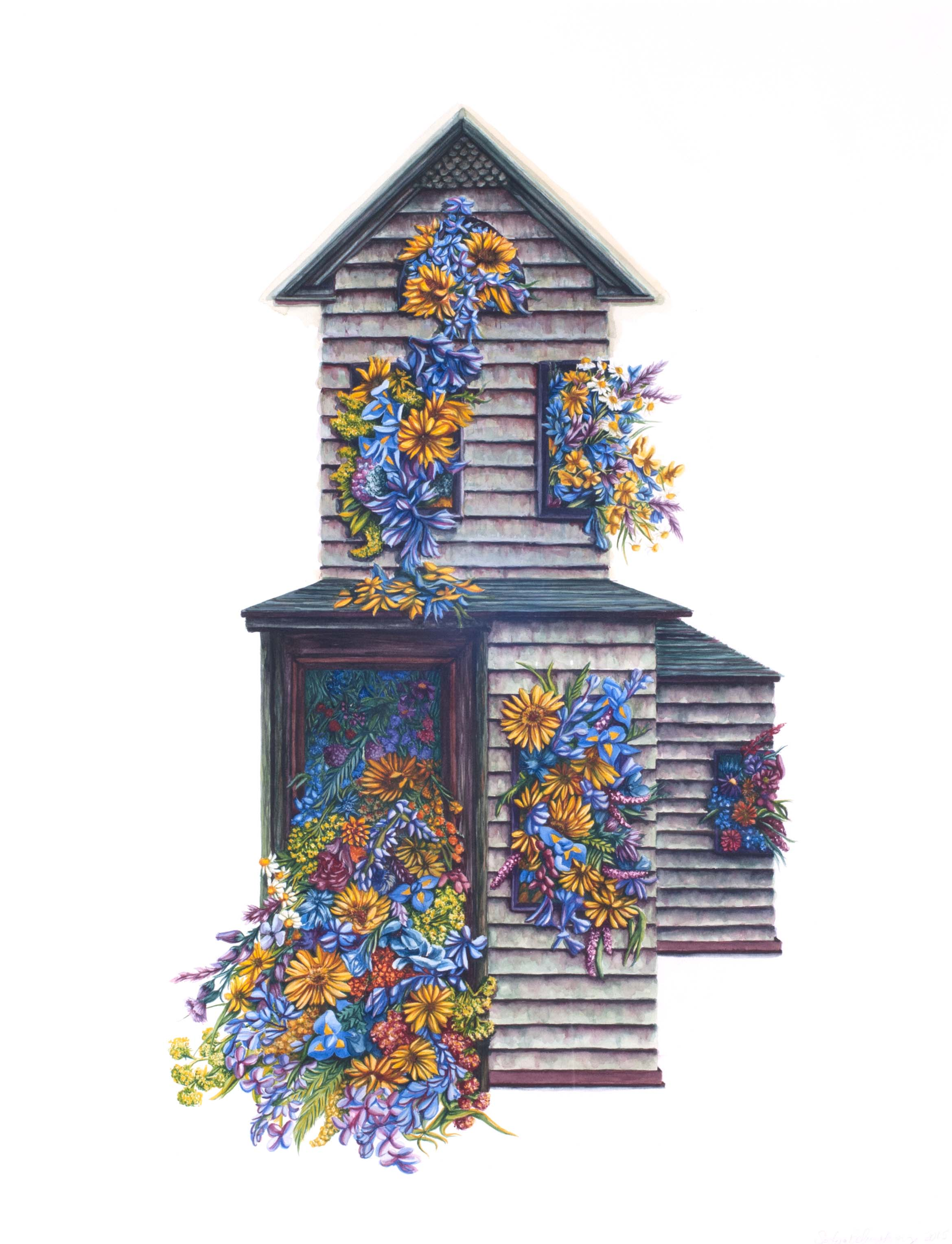 House of Flowers II