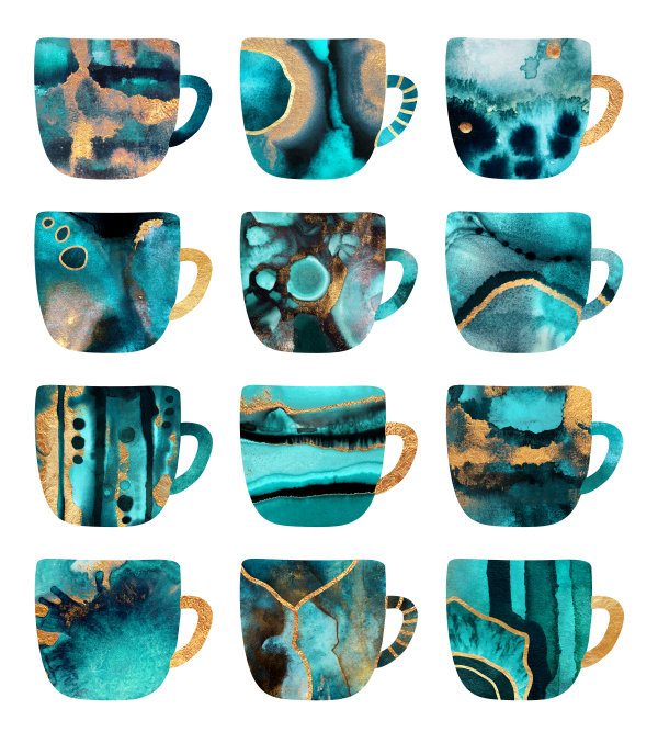 My favorite coffee cups 1