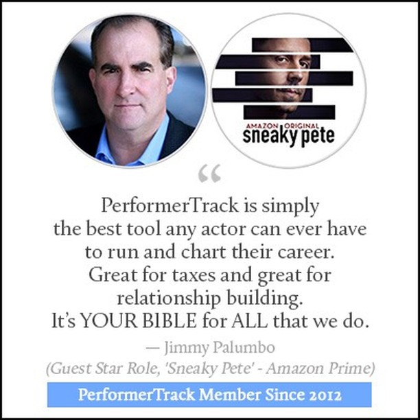 Yes! Another @PerformerTrack Member BOOKING! How about you? Take a tour of @PerformerTrack at http://www.performertrack.com #actorswhobook #actorswhowork #auditionscallbacksbookings #holdonlog #performertrackdoesitforyou