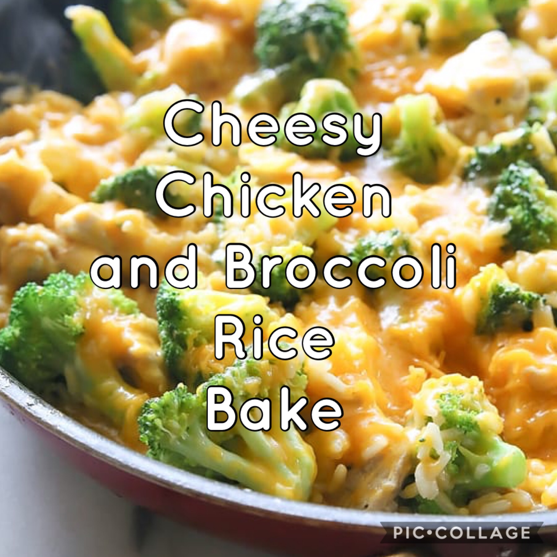 - Add some chopped steamed broccoli and sharp cheddar cheese for a simple and flavor packed nutritious meal.