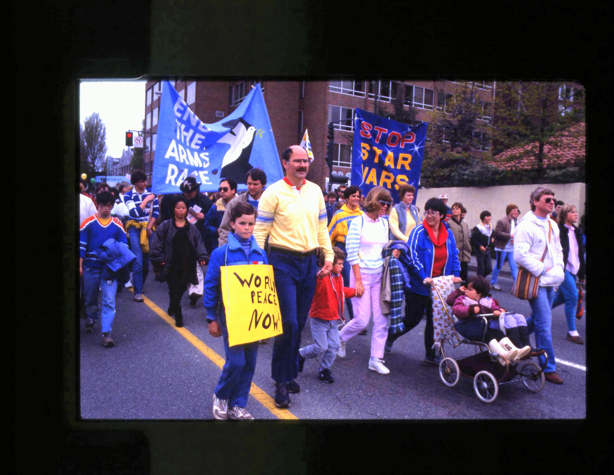 1986 Walk for Peace