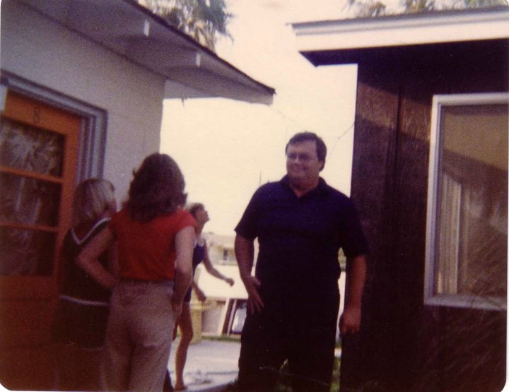 MY DAD (DR. RON PHILLIPS) WHEN HE WAS AROUND 32 YEARS OLD SHORTLY AFTER HE CAME TO CENTRAL BAPTIST CHURCH.