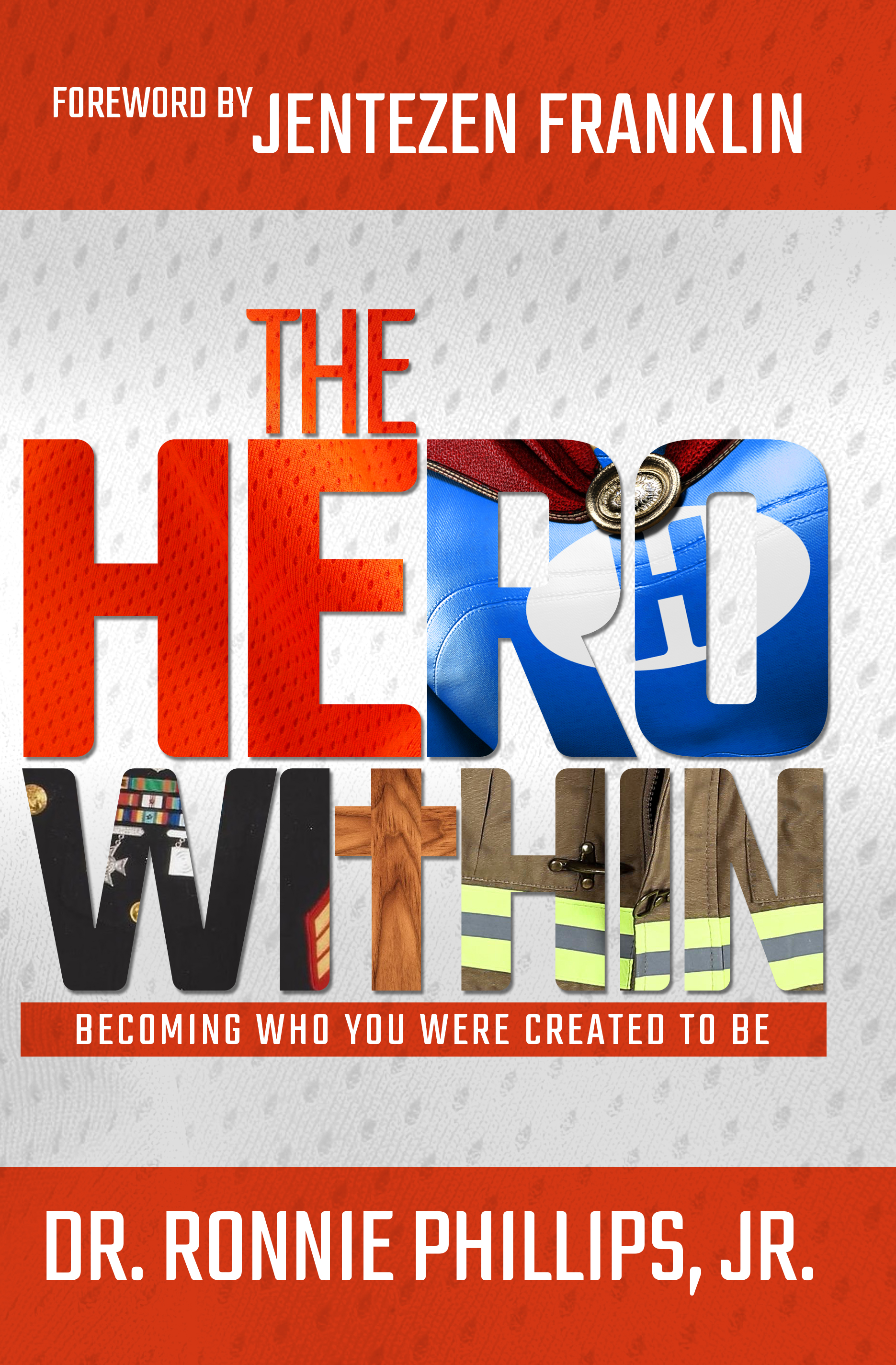 """DISCOVER THE HERO INSIDE OF YOU - It's time to wake the dream inside of us. If you know God, there is a superhero on the inside of you. The Holy Spirit is our Hero within, and He puts His """"super"""" on our """"natural"""" to help us live supernatural lives that we could only once dream about.God has called us to live an extraordinary life and His anointing (the Hero within) enables us to accomplish great things. Aren't you ready to activate your hero within and be all that you were created to be?It's time to take the lid off. It's time to reclaim the supernatural. It's time to let the Hero within loose to do what He wants to do through you and me as we yield to His fullness. It's time to let our Hero within shape us into the people He always intended for us to be. I want the superhero within you to be radically and completely unleashed in your everyday life, turning mere existence into an adventure. Are you ready? Then tie your cape on and let's fly!PRE-ORDER PASTOR RONNIE'S NEW BOOK """"THE HERO WITHIN"""" AND GET 4 FREE COMPANION TEACHINGS."""