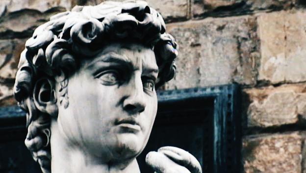 Davi de Michelangelo.