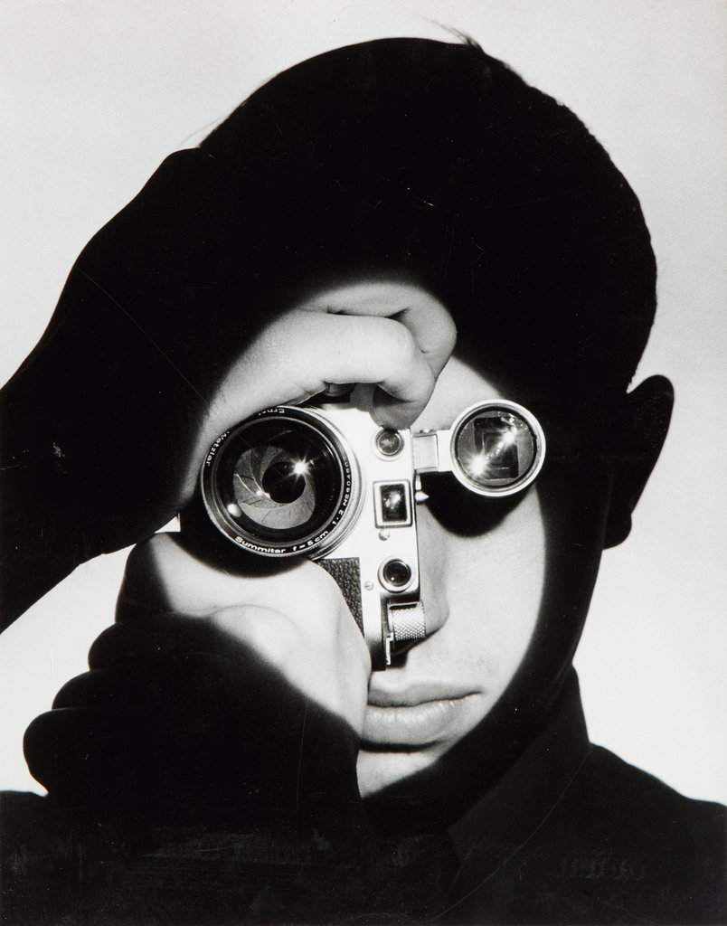 The Photojournalist. Photo by Andreas Feininger. 1951.