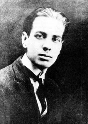 Borges, 21 years old.