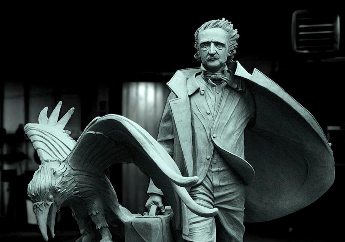"""Poe returning to Boston."