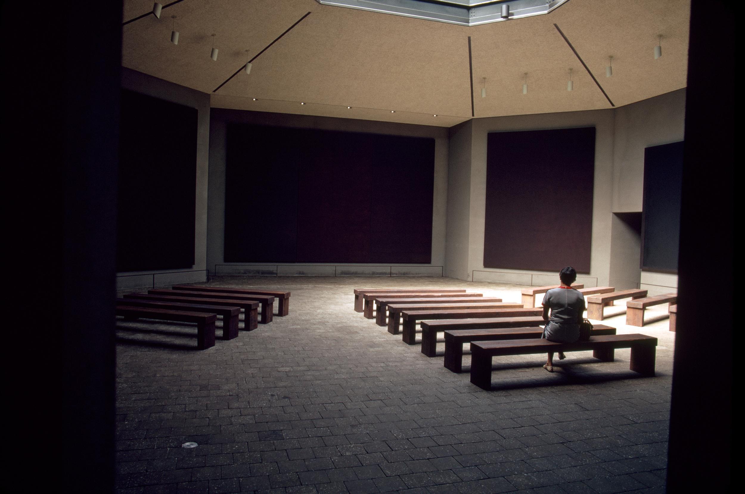 Capela Rothko.