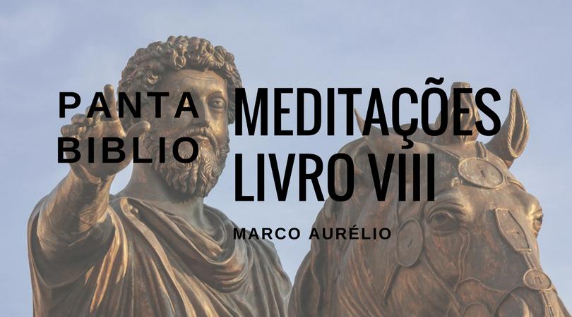 Meditações - Livro VIII