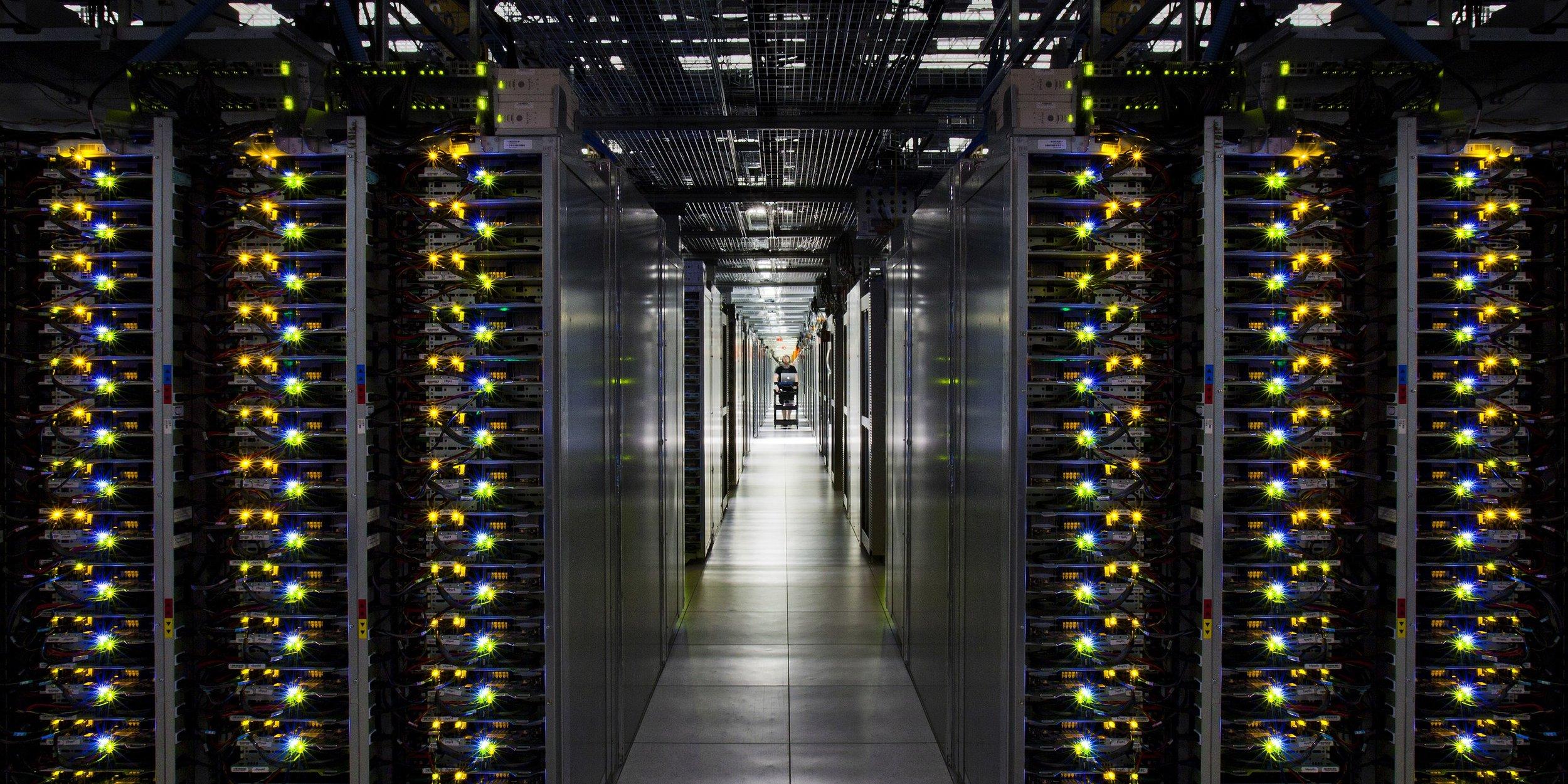 Data center - Google